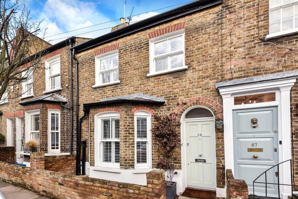 3 Bedrooms Terraced House for sale in Lillian Road, Barnes, London, SW13