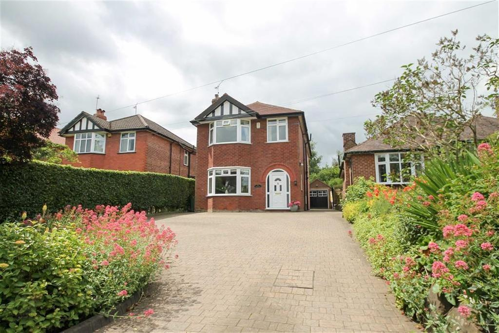 4 Bedrooms Detached House for sale in School Lane, Hartford
