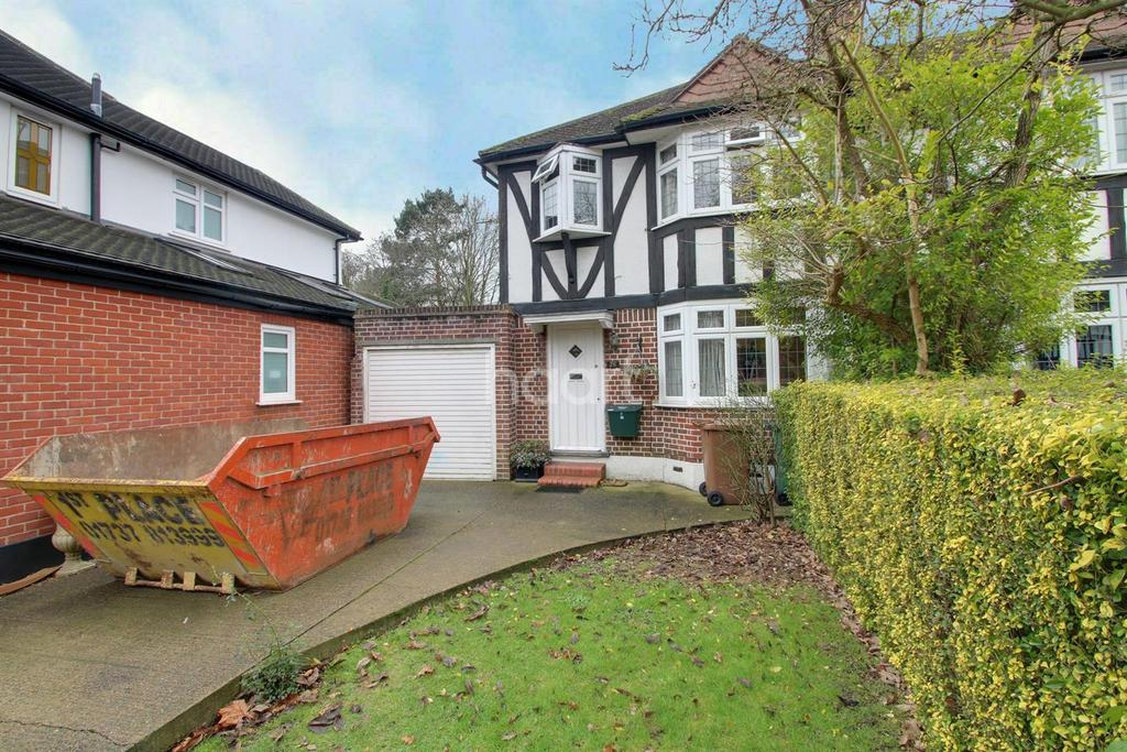 3 Bedrooms Semi Detached House for sale in Westcoombe Avenue, West Wimbldedon, London, SW20