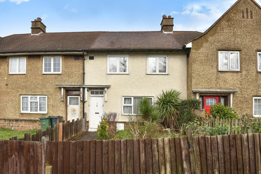 3 Bedrooms Terraced House for sale in Central Hill, Crystal Palace
