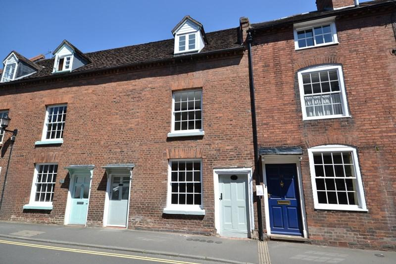 3 Bedrooms Town House for sale in High Street, Bewdley