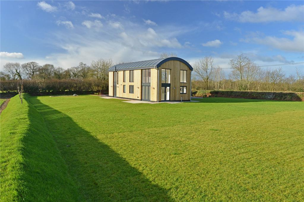 3 Bedrooms Detached House for sale in Payhembury, Honiton, Devon, EX14