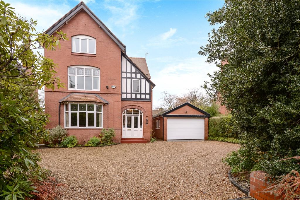 5 Bedrooms Unique Property for sale in Hawthorn Lane, Wilmslow, Cheshire, SK9