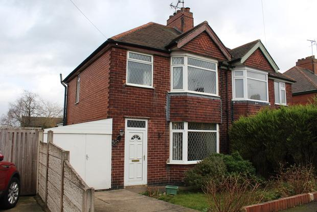 3 Bedrooms Semi Detached House for sale in Cator Road, Pleasley, Mansfield, NG19