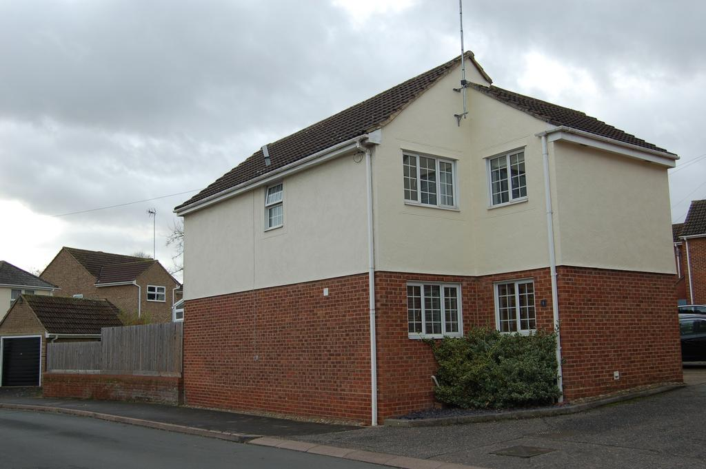 3 Bedrooms Detached House for sale in Counting House Lane, Great Dunmow CM6