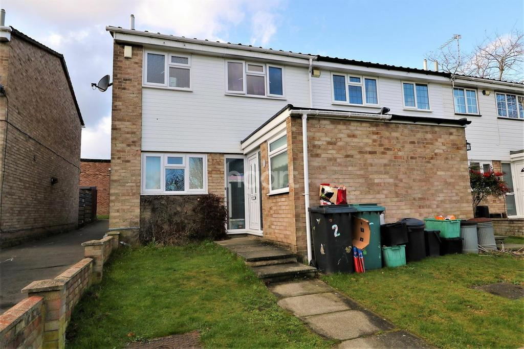 3 Bedrooms End Of Terrace House for sale in Horsmonden Close, Orpington