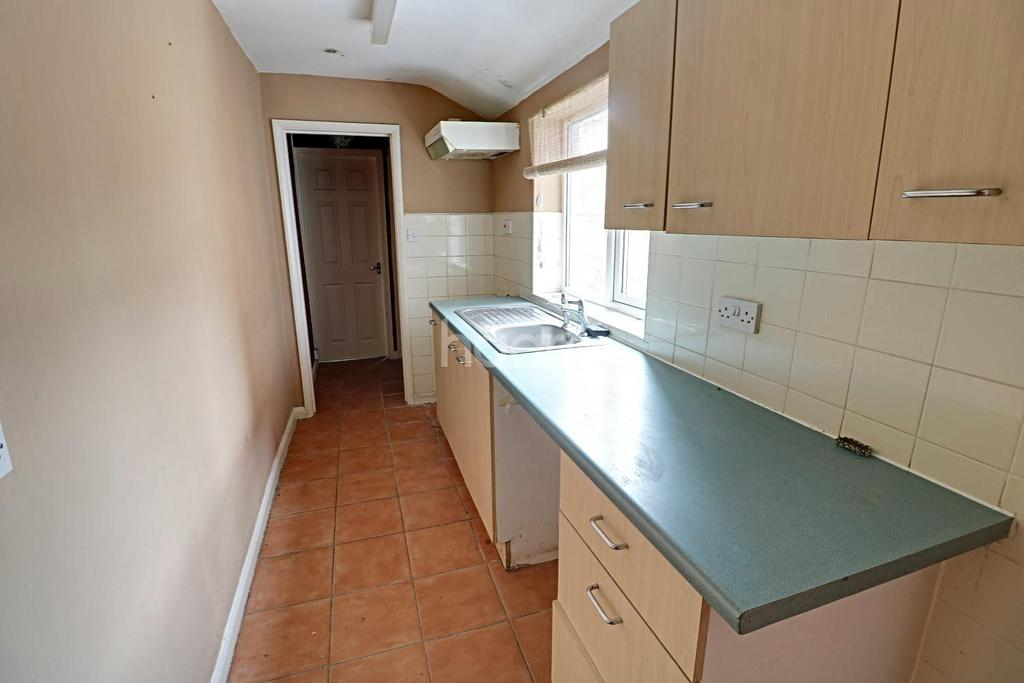 2 Bedrooms Terraced House for sale in Harrow Street, Grantham