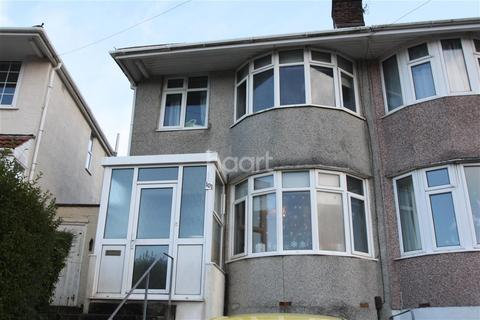 3 bedroom semi-detached house to rent - Cardinal Avenue Plymouth PL5