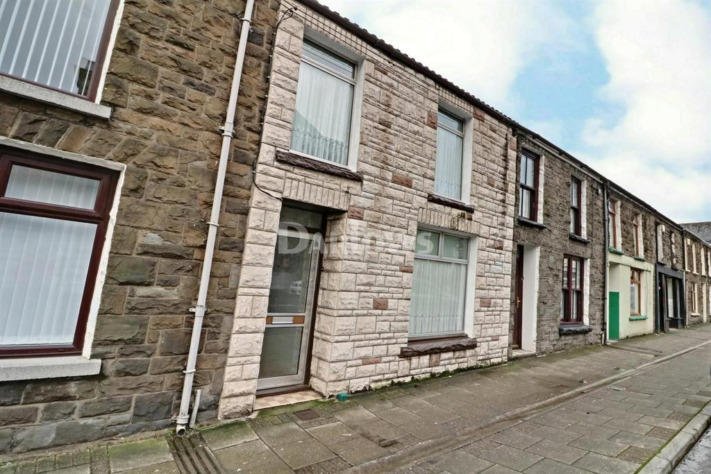 3 Bedrooms Terraced House for sale in High Street, Treorchy
