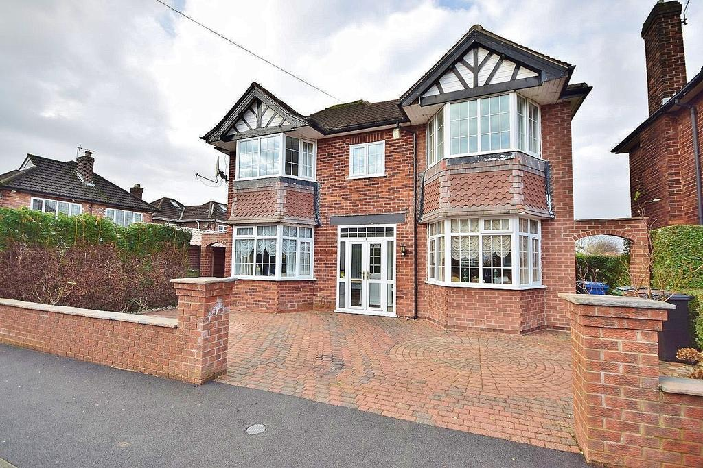 5 Bedrooms Detached House for sale in Woodthorpe Drive, Cheadle Hulme