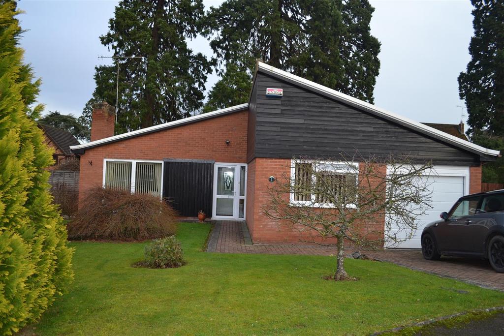 3 Bedrooms Detached Bungalow for sale in Wesley Road, Leominster