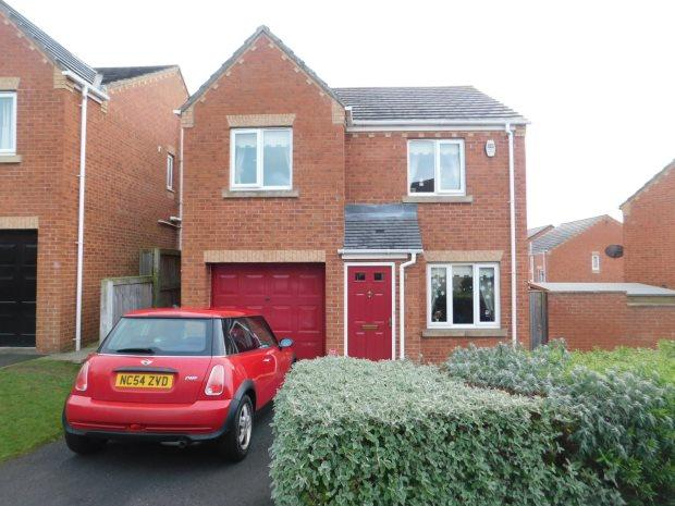 3 Bedrooms Detached House for sale in ESHWOOD VIEW, USHAW MOOR, DURHAM CITY : VILLAGES WEST OF