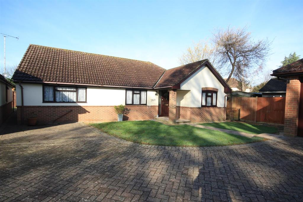 3 Bedrooms Detached Bungalow for sale in West Horton Close, Bishopstoke, Eastleigh