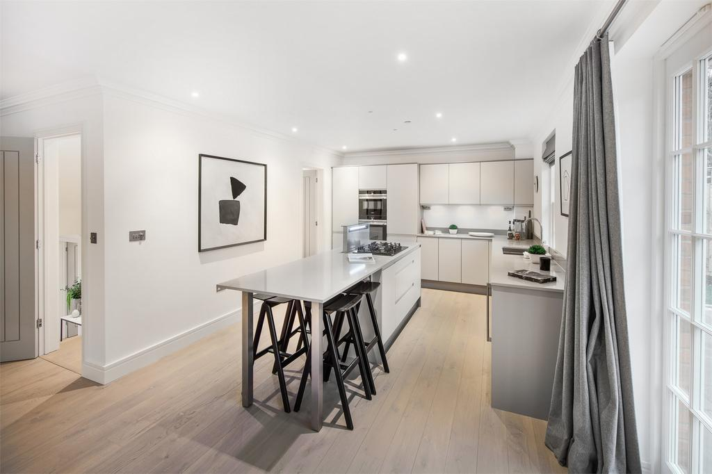 4 Bedrooms Detached House for sale in Headbourne Worthy, Winchester, Hampshire