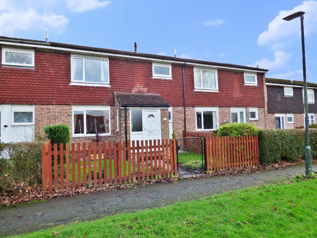 3 Bedrooms Terraced House for sale in Newton Farm, Hereford