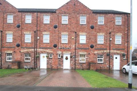 4 bedroom terraced house to rent - Hambleton Avenue, North Hykeham