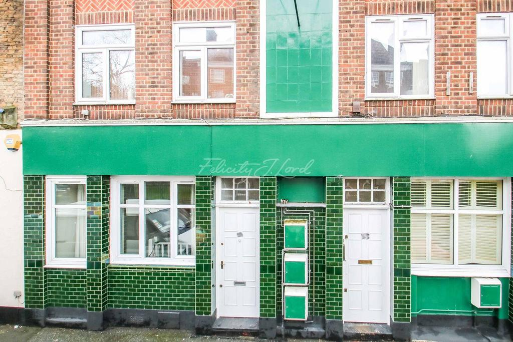 2 Bedrooms Flat for sale in Mcmillan Street, London, SE8 4HA