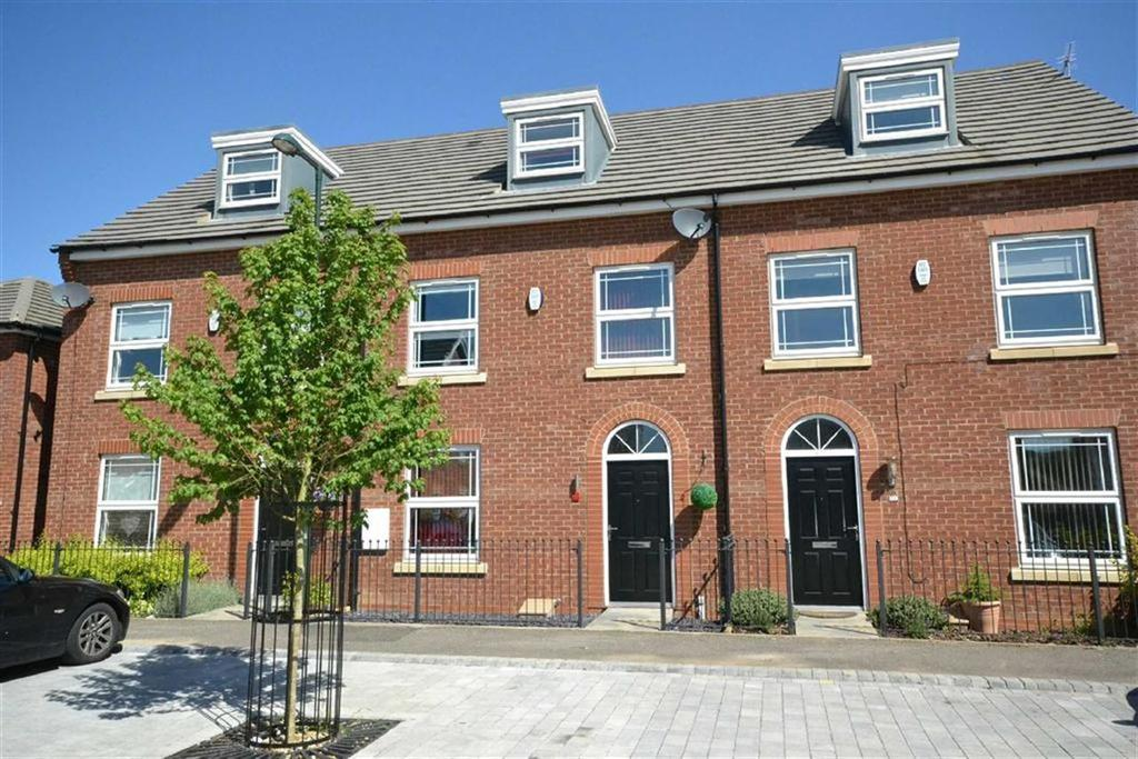 3 Bedrooms Terraced House for sale in De Montfort Park, Boston