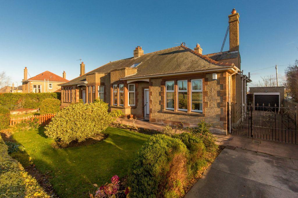 2 Bedrooms Semi Detached Bungalow for sale in 59 Alnwickhill Road, Edinburgh, EH16 6NJ