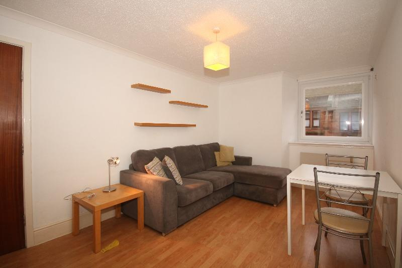 1 Bedroom Flat for rent in Stewartville Street, Partick, Glasgow, G11 5HR