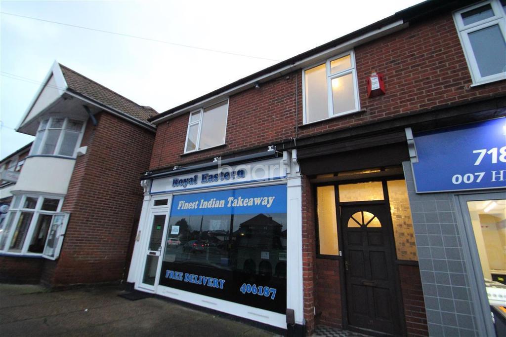 2 Bedrooms Flat for rent in Heath Road, Ipswich