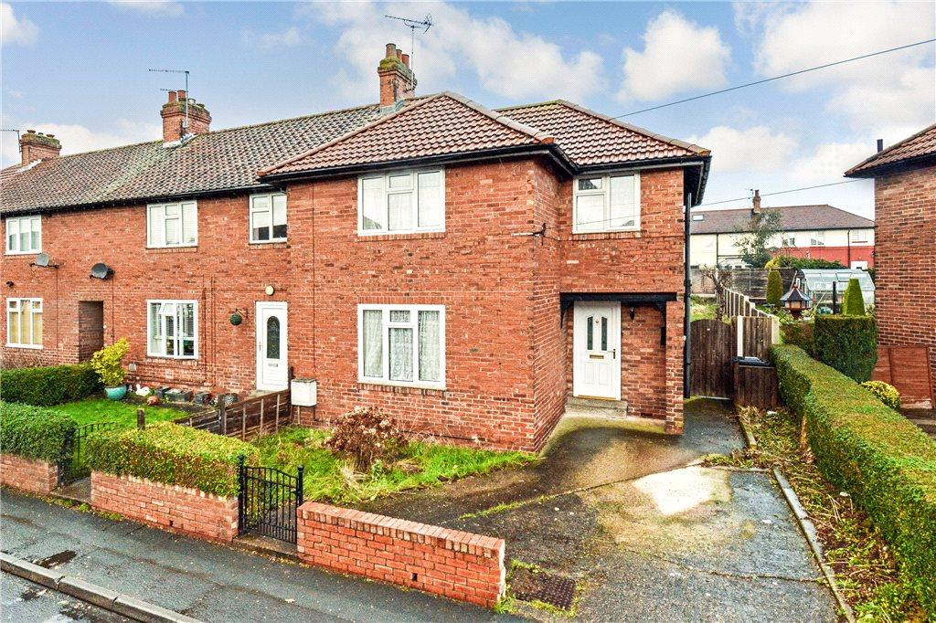3 Bedrooms End Of Terrace House for sale in Stockwell Avenue, Knaresborough, North Yorkshire