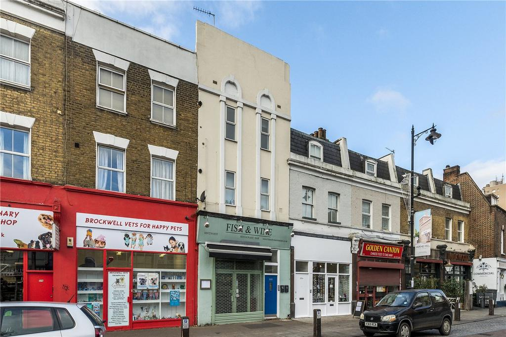 2 Bedrooms Terraced House for sale in Railton Road, London, SE24