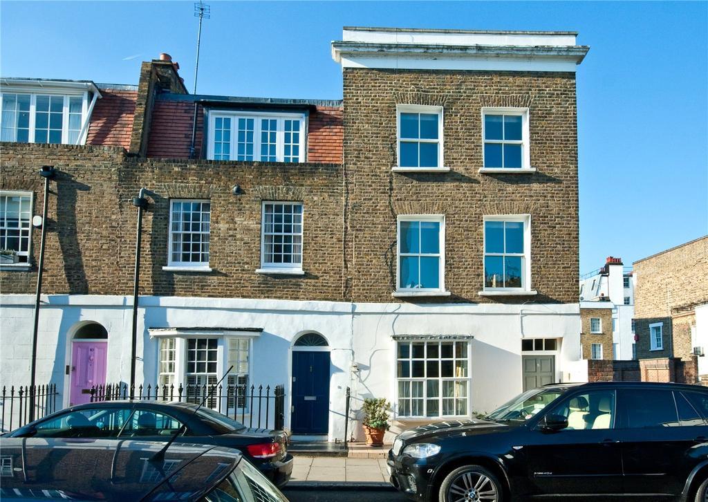 4 Bedrooms End Of Terrace House for sale in Campden Street, Kensington, London, W8