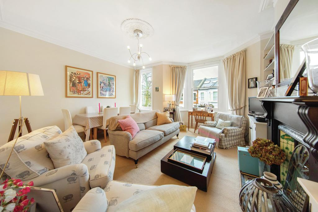 2 Bedrooms Flat for sale in Mysore Road, SW11