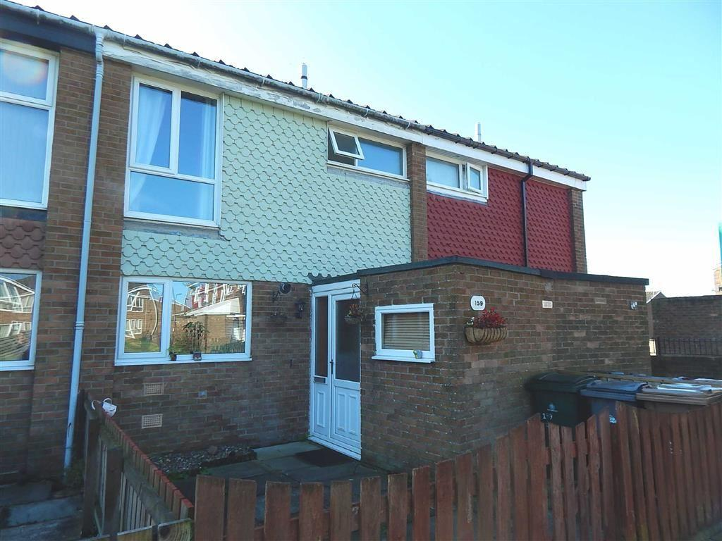 3 Bedrooms Terraced House for sale in Bellshill Close, Hadrian Park, Wallsend, NE28