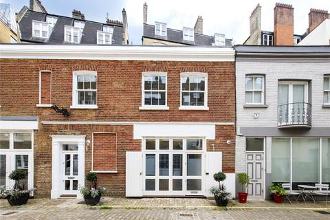 3 bedroom mews for sale - Princes Mews, Bayswater, London, W2