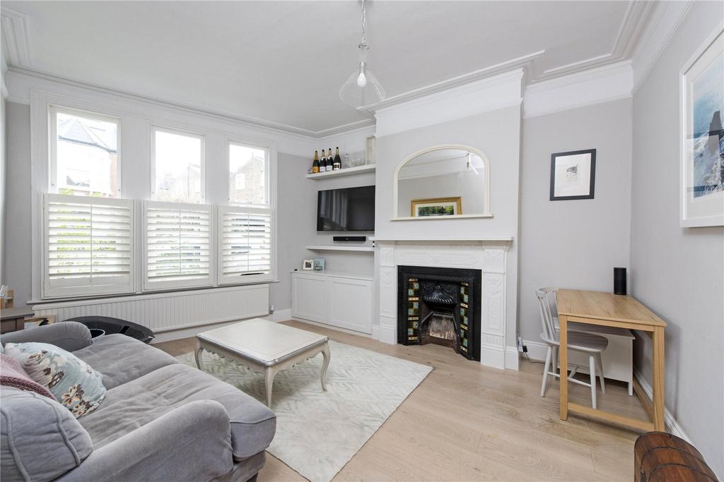 2 Bedrooms Flat for sale in Dagnan Road, Balham, London, SW12