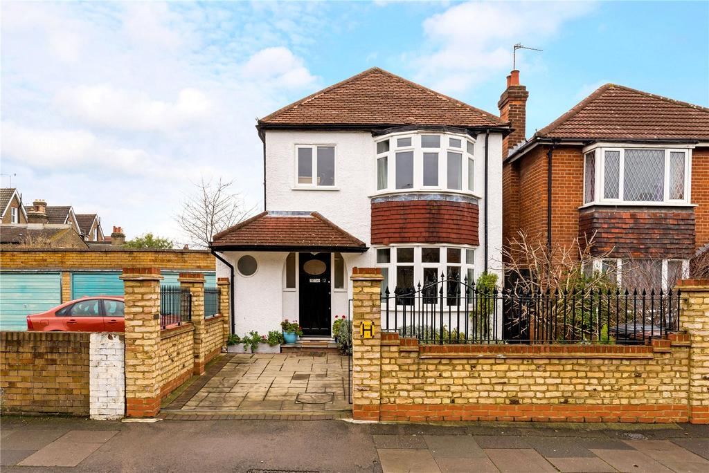4 Bedrooms Detached House for sale in South Park Road, Wimbledon, London, SW19