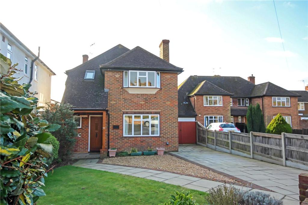 3 Bedrooms Detached House for sale in Topstreet Way, Harpenden, Hertfordshire
