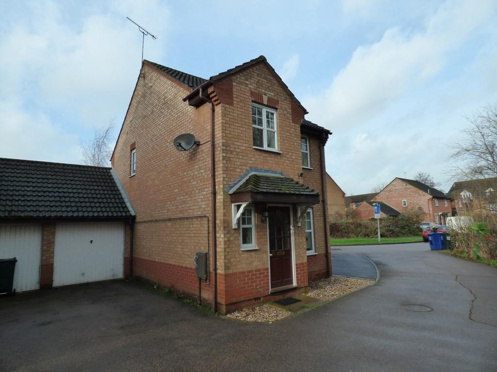 3 Bedrooms Link Detached House for sale in Wellington Avenue, Banbury