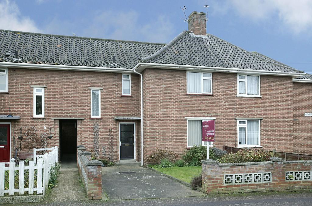 3 Bedrooms Terraced House for sale in Nasmith Road, Eaton