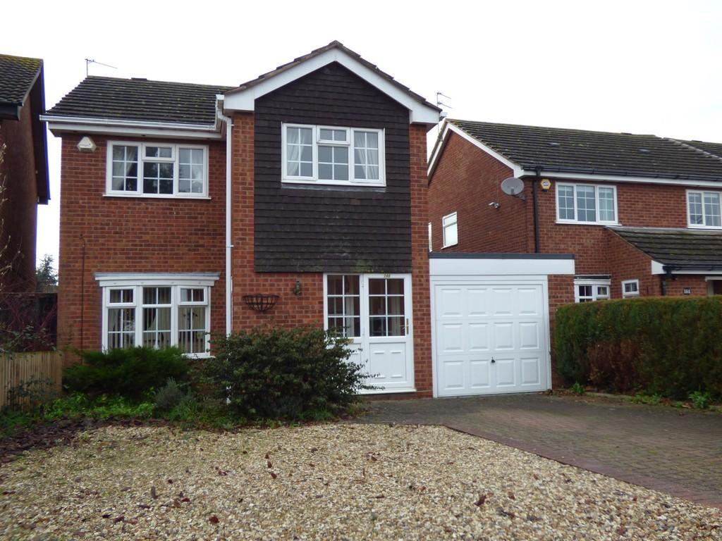 3 Bedrooms Detached House for sale in Dovehouse Drive, Wellesbourne