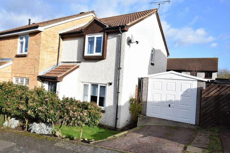 3 Bedrooms Terraced House for sale in Redsells Close, Downswood