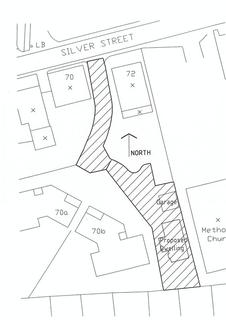 Plot for sale - Silver Street, Nailsea