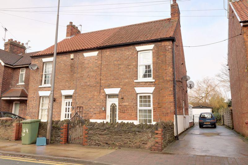 2 Bedrooms Semi Detached House for sale in Old Crosby, Scunthorpe
