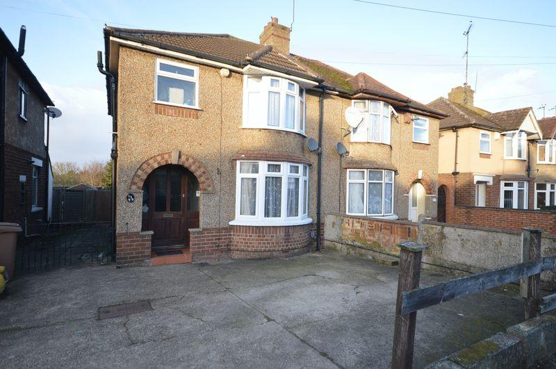 3 Bedrooms Semi Detached House for sale in Westmorland Avenue, Luton