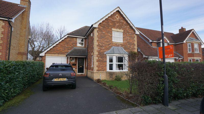 4 Bedrooms Detached House for sale in NUNWICK WAY, Haydon Grange
