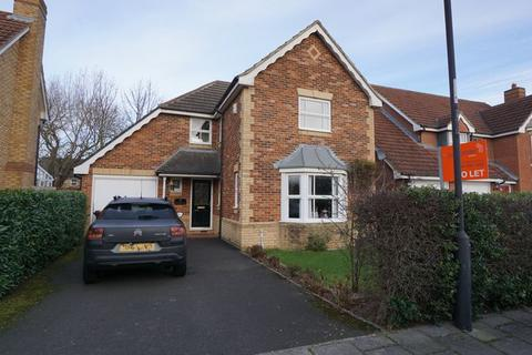 4 bedroom detached house for sale - NUNWICK WAY, Haydon Grange