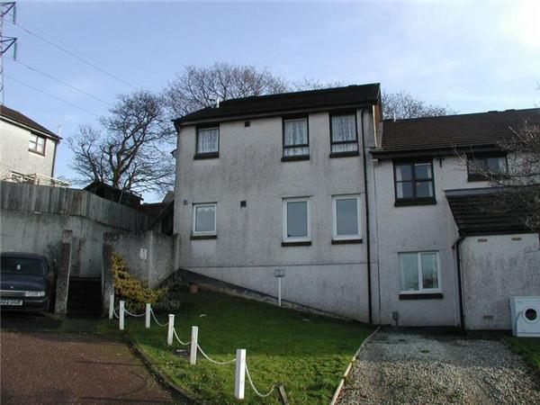 1 Bedroom Flat for rent in Redruth Close, PLYMOUTH