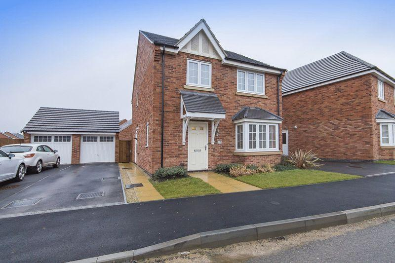 4 Bedrooms Detached House for sale in MARTHA ROAD, LANGLEY COUNTRY PARK