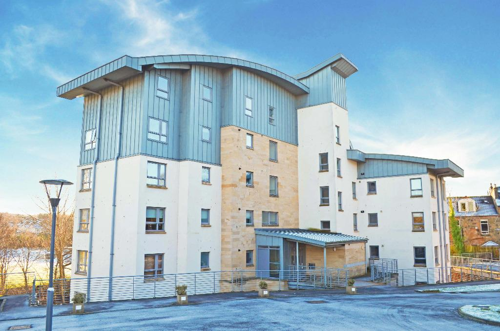 2 Bedrooms Flat for sale in Cathkin Road, Flat 0/4, The Heights, Langside, G42 9UJ