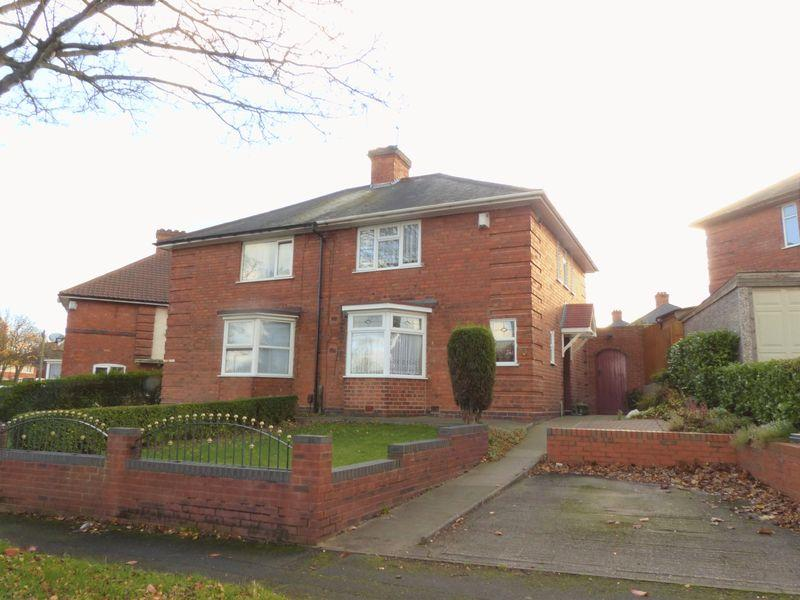 3 Bedrooms Semi Detached House for sale in Marlow Road, Birmingham