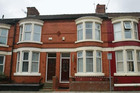 3 bedroom terraced house to rent - Wellbrow Road, Liverpool