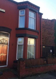 3 bedroom end of terrace house to rent - Chelsea Road, Liverpool