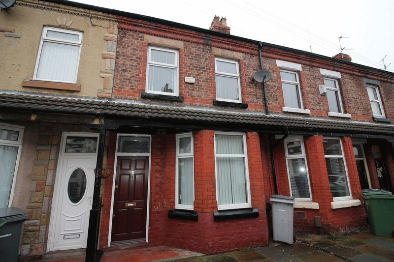 3 Bedrooms Terraced House for sale in Shaw Street, Birkenhead
